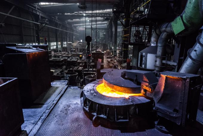 Hwacheon Foundry in Gwangju