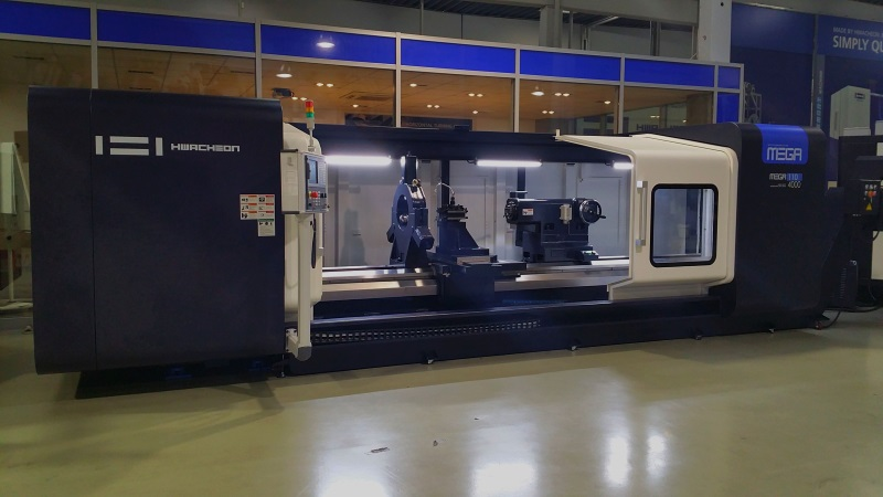 Hwacheon MEGA-110