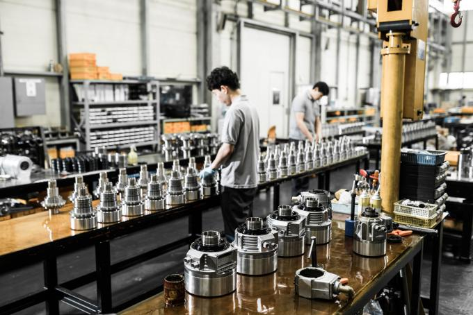 SEOAM Clamping Cylinders for Lathes