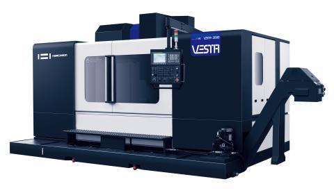 VESTA-2000 - Front side