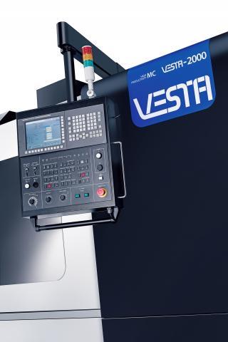 VESTA-2000 - Operator panel