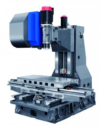 VESTA-1300B - Machine structure
