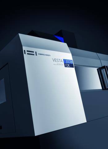VESTA-1300B - Operator panel