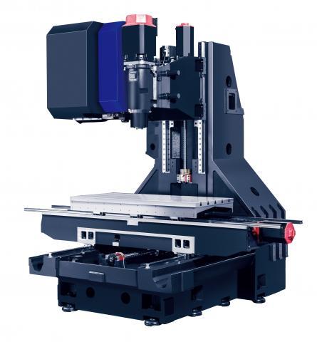 VESTA-1300 - Machine structure