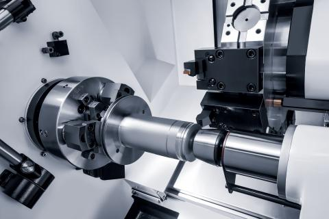 Hi-TECH 450 - Machining example