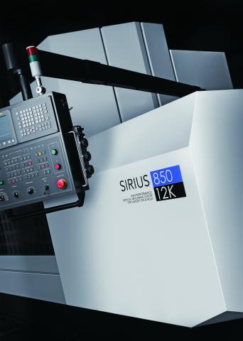 SIRIUS-850 - Operator panel