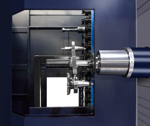 H6 - BBT-50 spindle (8k, 12)