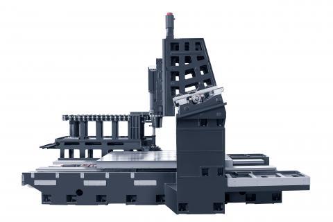 SIRIUS-1350 - Machine structure