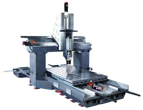 SIRIUS-2500 - Machine structure