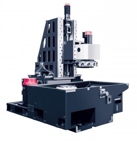 VT-1150+ - Machine structure