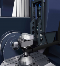 The AWC works on all Hwacheon Machining Centers